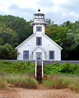 Old Mission Lighthouse