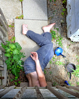The Body Under the Porch